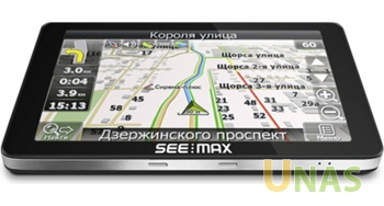 GPS Навигатор SeeMax navi E510 lite HD 8GB - фото